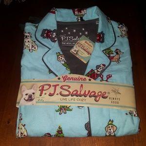 P.J. Salvage